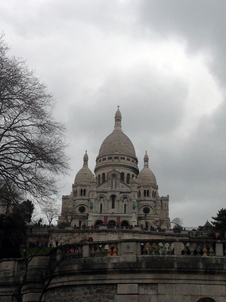 Basílica-Sacré-Coeur