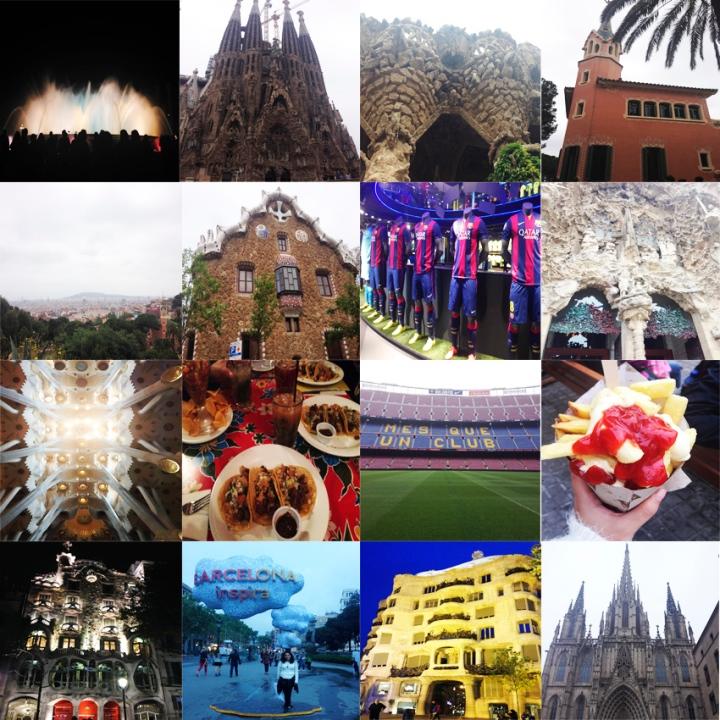 Conociendo Barcelona