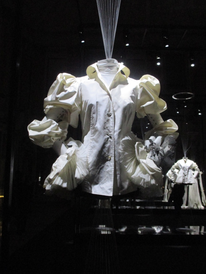 La camisa blanca de GianfrancoFerré
