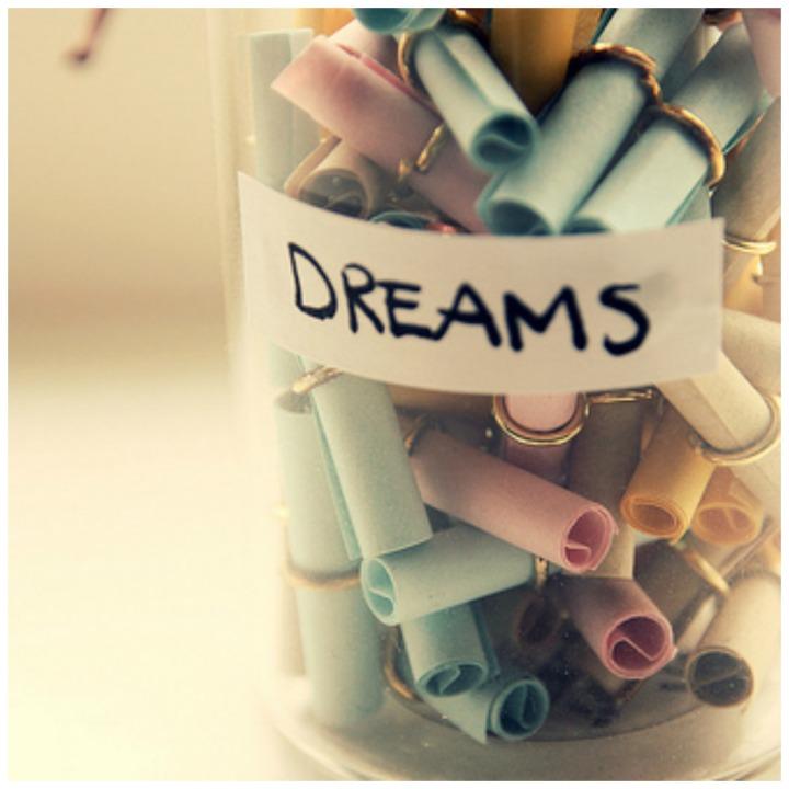 Mapa de sueños
