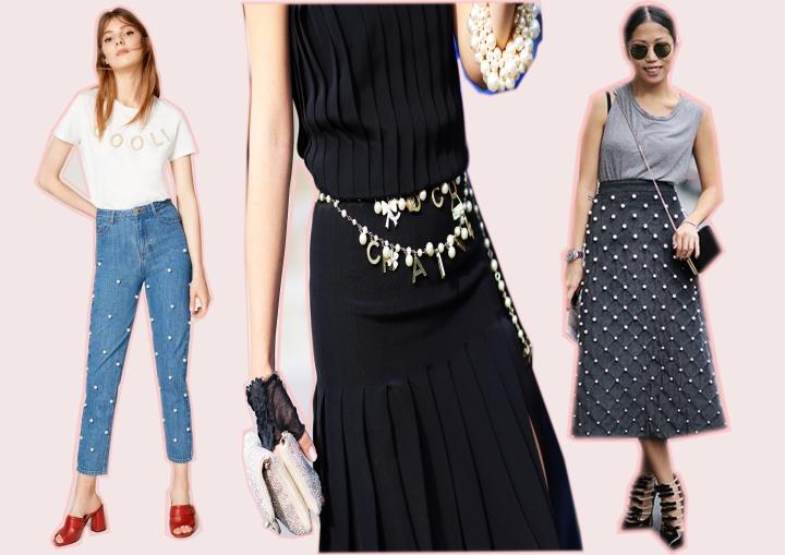 Perlas, mi nueva obsesión +DIY