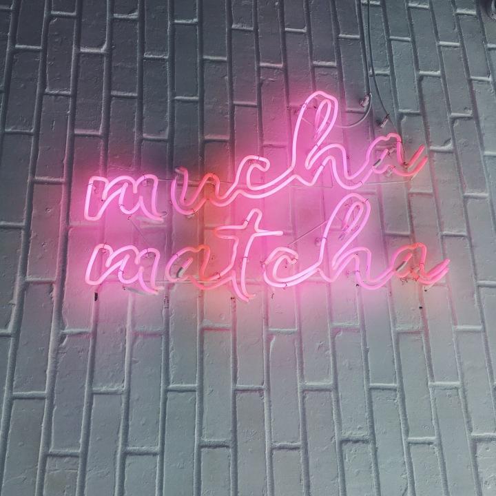 Mucha Matcha